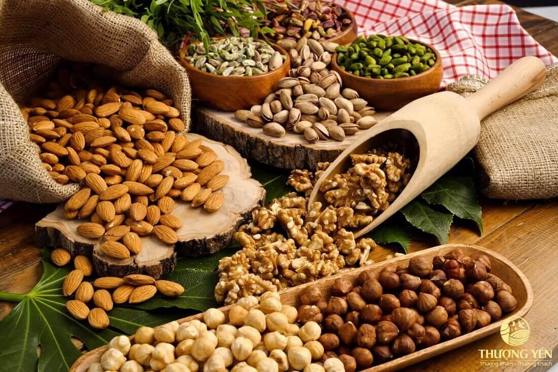 Các loại hạt rất tốt cho phụ nữ sau sinh