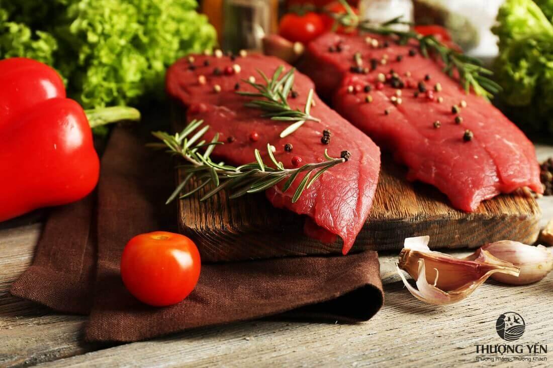 Thịt bò đặc biệt tốt cho phụ nữ sau sinh