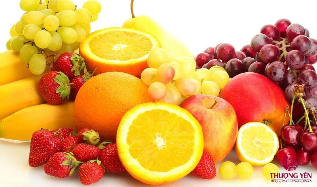 Các loại thực phẩm giàu vitamin C giúp tăng khả năng hấp thu sắt