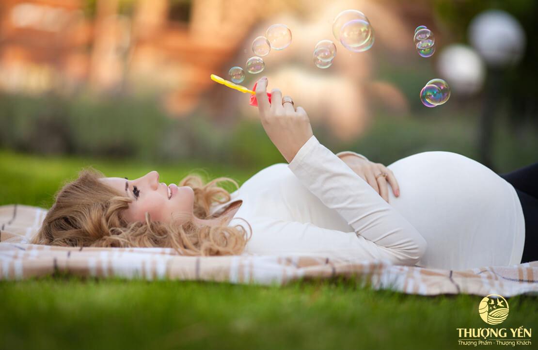 Mang thai nên ăn gì để bé cưng đầy đủ dưỡng chất?
