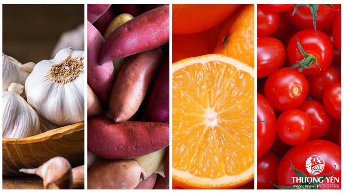 thực phẩm chống ung thư