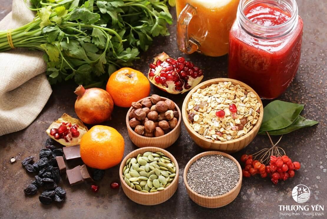 thực phẩm tốt cho bệnh tiểu đường