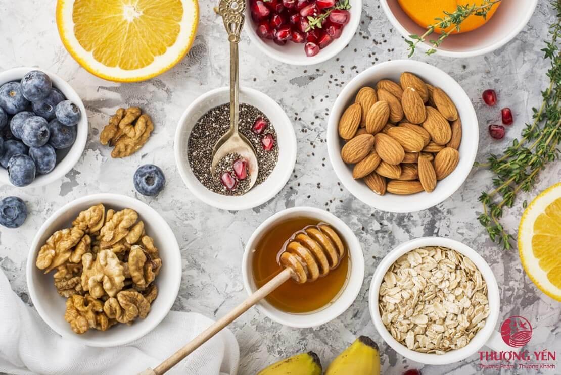 thực phẩm tốt cho tiểu đường