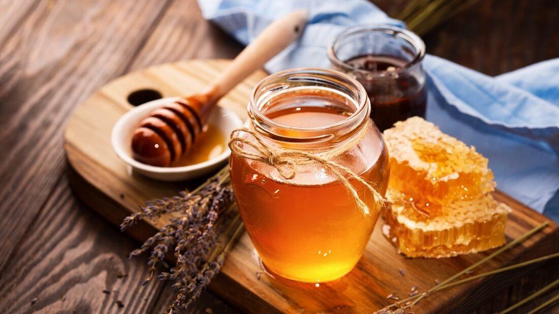 Yến chưng mật ong