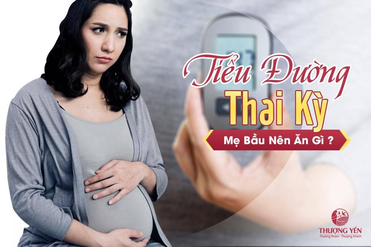 Tuyệt chiêu mang thai khỏe mạnh: bà bầu bị tiểu đường nên ăn gì?